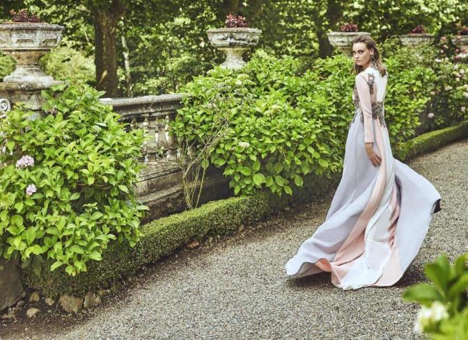 MATILDE CANO, romanticismo y elegancia en estado puro
