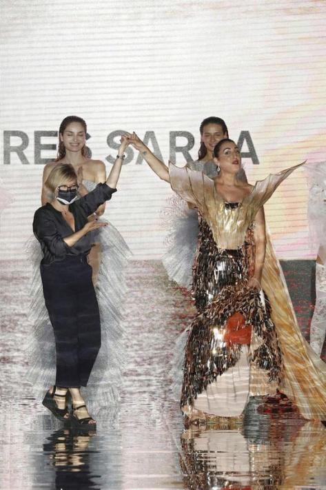 Nuria Sardá y Rosy De Palma